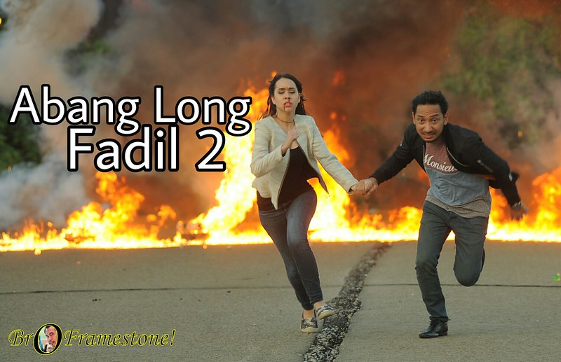 Review Filem Abang Long Fadil 2