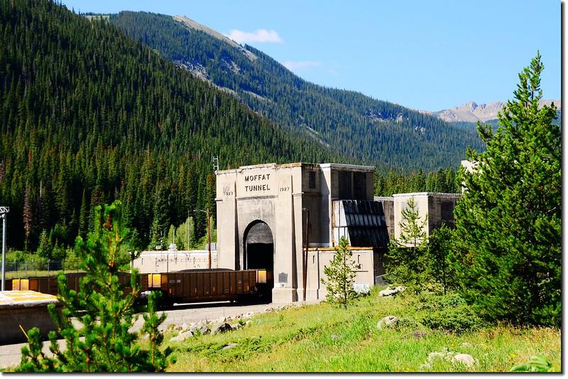 Moffat Tunnel - East Portal