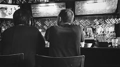 brunch at the bar