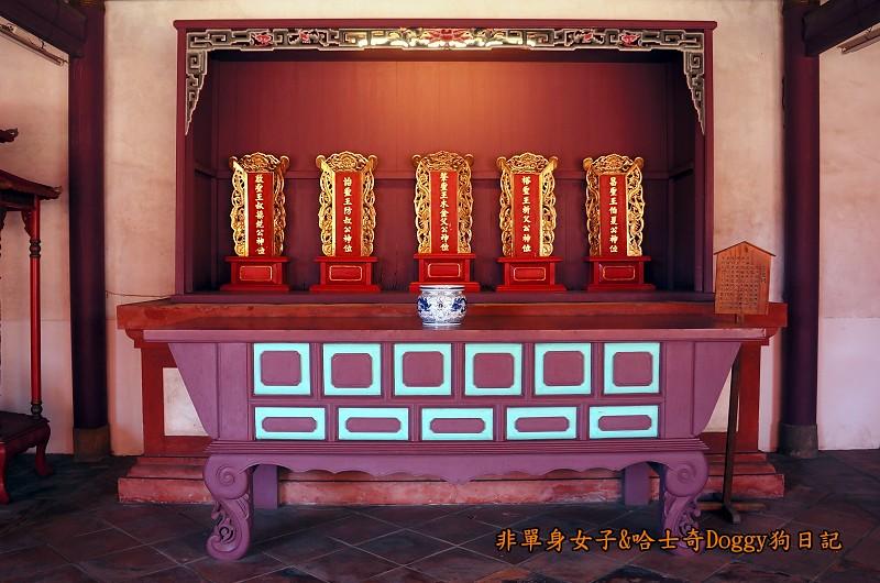 台南孔廟與附近美食10