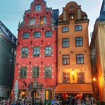 Old Town (Gamla Stan), Stockholm, Sweden