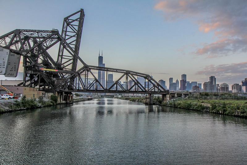 MPC 2017 Chicago River Tour