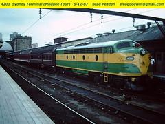 4201 - Sydney Terminal