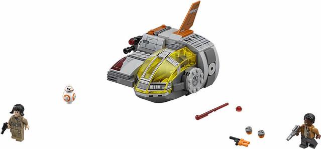 Oficjalne zdjęcia zestawów Lego Star Wars The Last Jedi  10