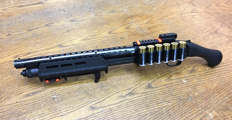 Mossberg 590 Pump Action Heat Shields | Page 7 | Mossberg Owners
