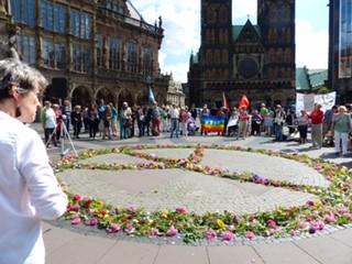 Hiroshima-Tag in Bremen 2017