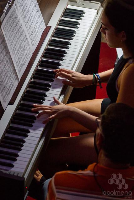 Velada Mágica de Piano