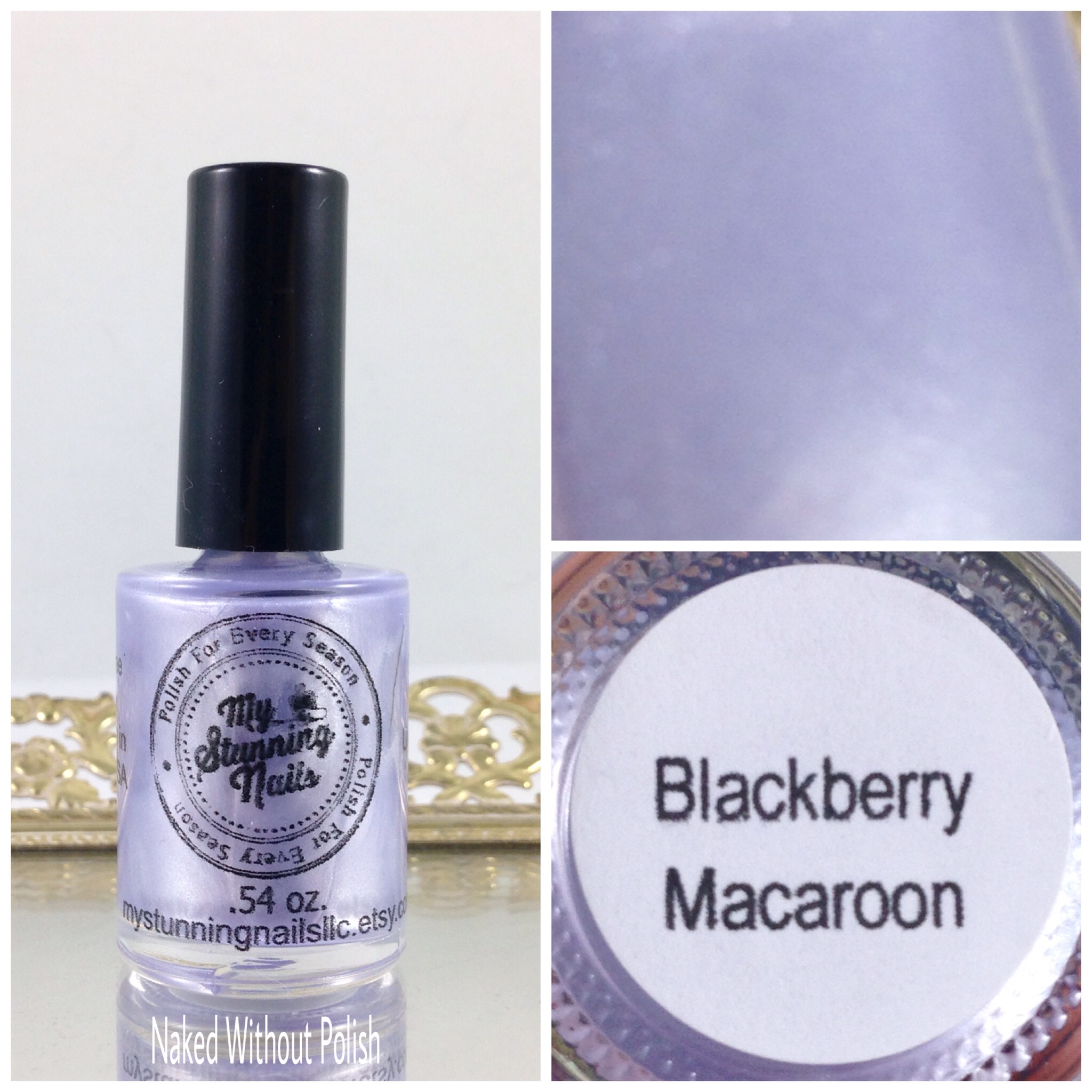 My-Stunning-Nails-Blackberry-Macaroon-1