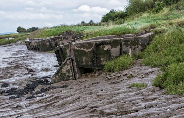 Purton boat graveyard