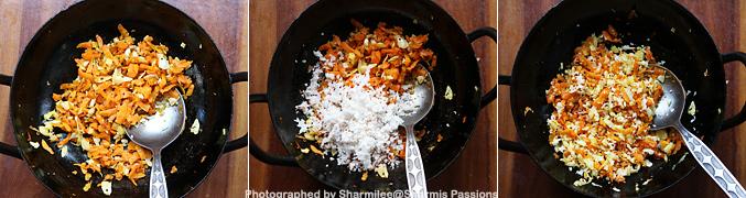 How to make vegetable kozhukattai recipe - Step1