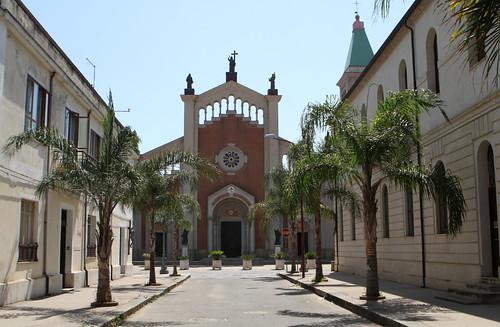 La cathédrale de Mileto