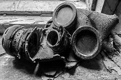 Duga Gas Mask - Chernobyl