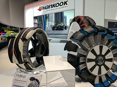 Hankook Flexup Future Tires (IAA)