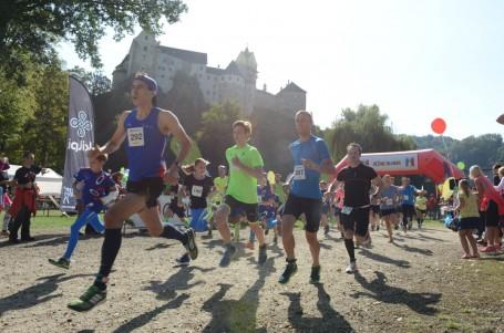 Finále seriálu Běžíme na hrad bude hostit hrad Loket