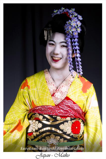 Japan - Maiko