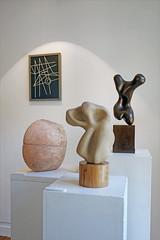 Oeuvres de Jean Arp (Fondation Arp, Clamart)