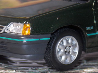 Opel Kadett E - 1989 - Minichamps