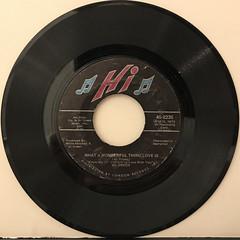 AL GREEN:CALL ME(COME BACK HOME)(RECORD SIDE-B)