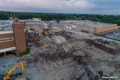 Metcalf South Mall Demolition