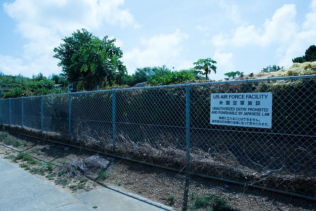 安保の丘。嘉手納 Kadena, Okinawa, 11 Aug 2017 -00363