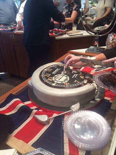 9/17 Bremont - The English Tour