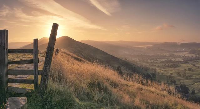 Ridge of light