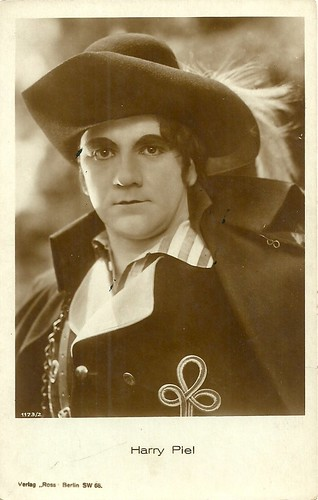 Harry Piel in Zigano (1925)