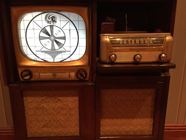 Television Set 1950s