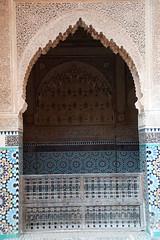 0070   SAADIER-GRÄBER, Marrakesch