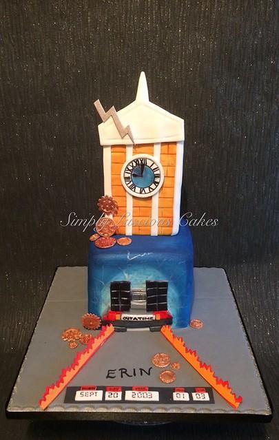 Cake by Simply Luscious Cakes