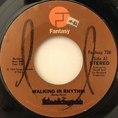 BLACKBYRDS:WALKING IN RHYTHM(LABEL SIDE-A)