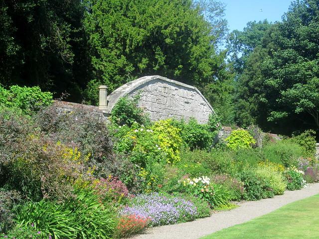 Garden , House of Dun, Montrose