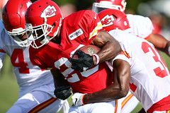 2017 Chiefs Training Camp: Day 3