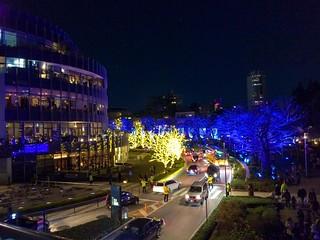 Tokyo Midtown illumination