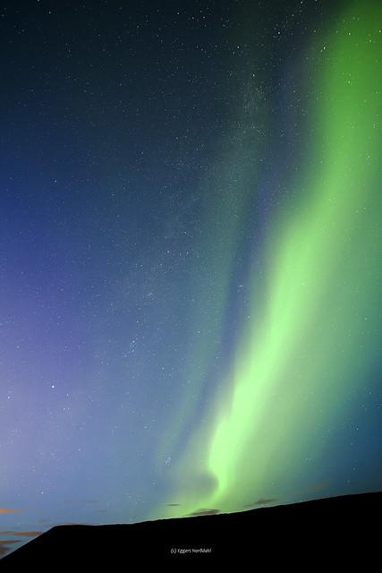 Aurora & Stars D197374