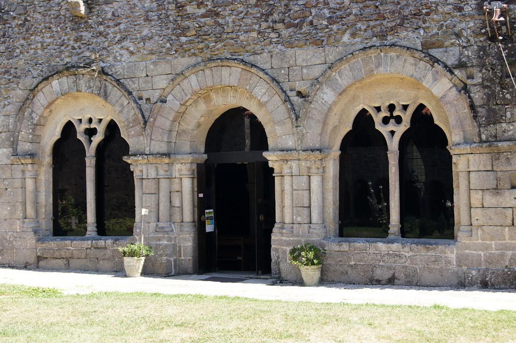 Abbaye Notre-Dame de La Grainetière, Les Herbiers