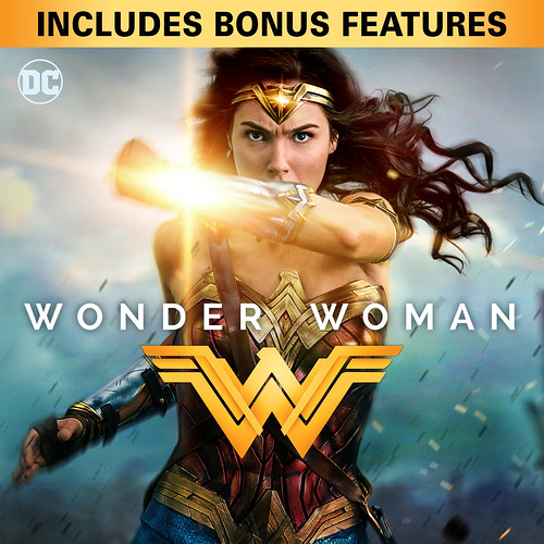 Wonder Woman (2017) (plus Bonus features)