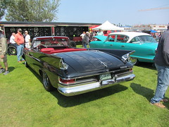 1961 Chrysler convertible