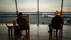 Main Terminal, Sea-Tac Airport.