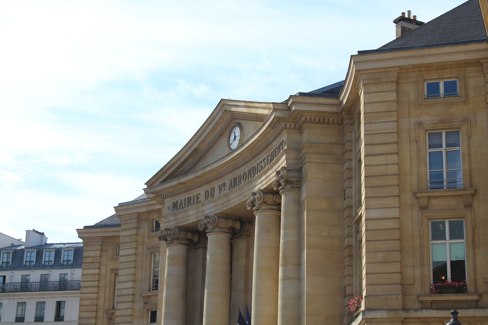 Paris citytrip june14thstudio must visit pantheon mairie V 5e cinquieme arrondisement