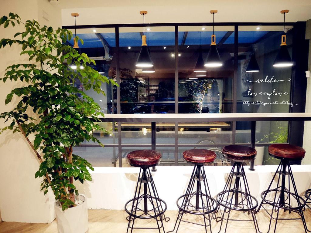 台北松山區可看書適合唸書的藝文餐廳推薦藝集生活 (2)