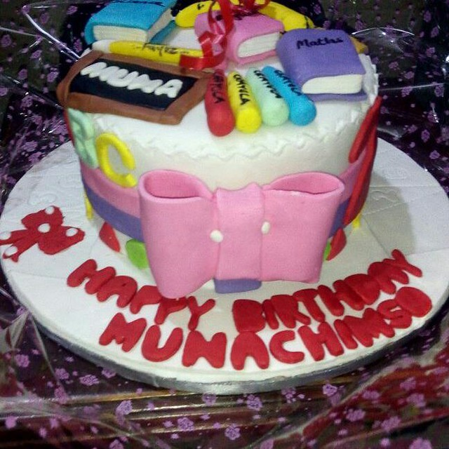 Cake by Joy Daramola of Royal-J Cakes & Events