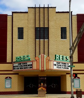 Rees Theater, Plymouth, IN