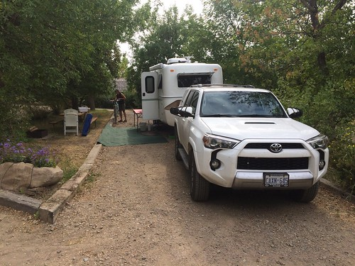 Lethbridge Campsite