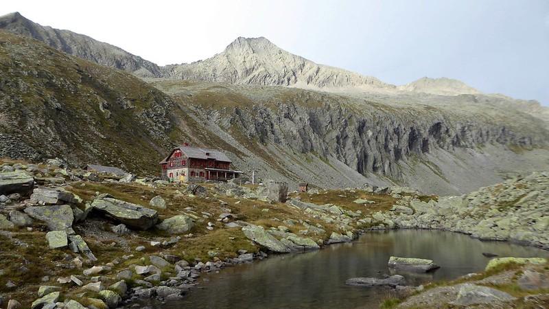 Säuleck 3086 m, AUSTRIA, August 2017