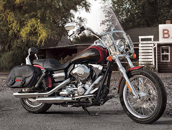 Harley-Davidson 1450 DYNA SUPER GLIDE CUSTOM FXDC 2005 - 13