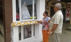 En Chone se realiza la novena de la Virgen de Las Mercedes