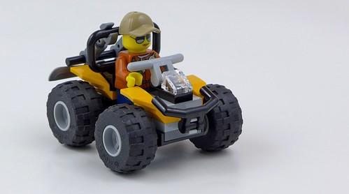 LEGO City Jungle 30355 Jungle ATV 14