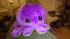 Reversible Octopus Mini - Happy
