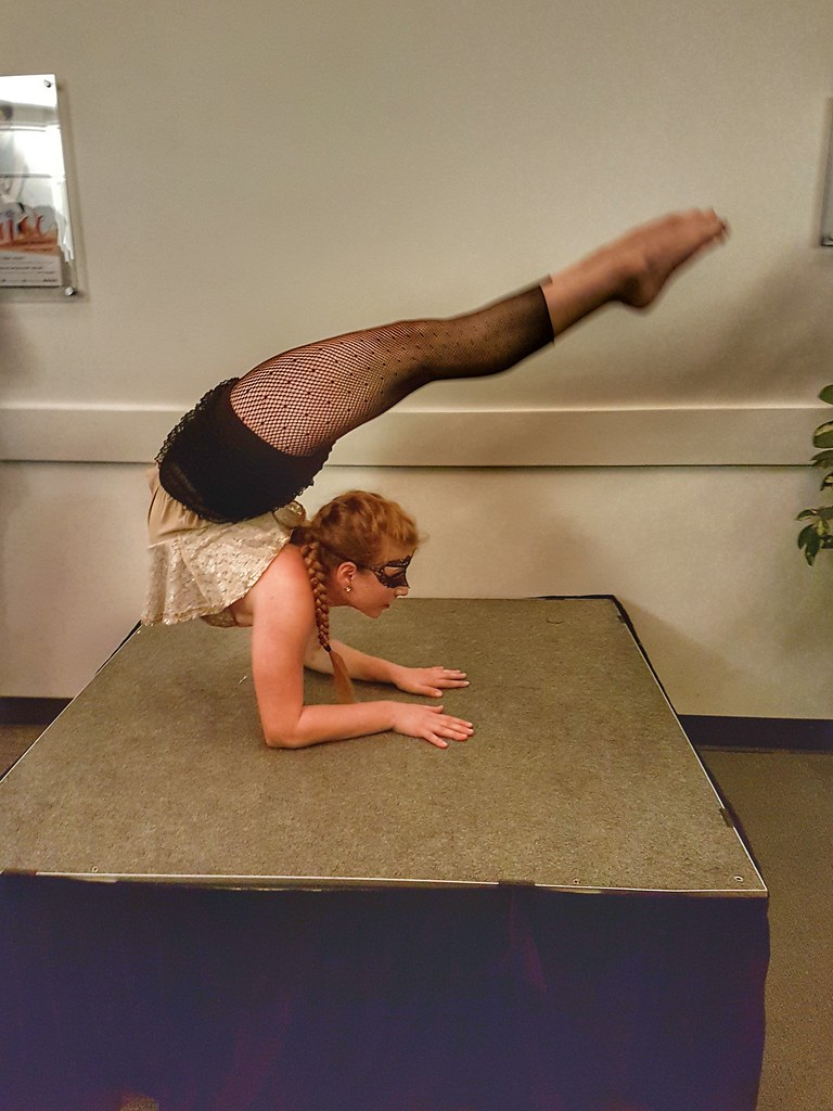 Barre After Hours RWB Contortionist 4